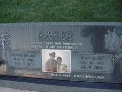 Dean Abiah Baker