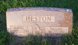 Albert Sylvester Heston, Sr