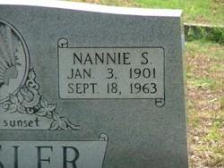 Nannie Elizabeth <i>Stroud</i> Cansler