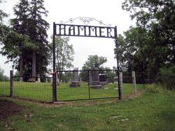 The Hammer Mennonite Cemetery