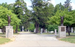Saint Rose Cemetery