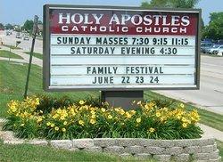 Holy Apostles Cemetery