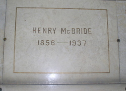 Henry McBride