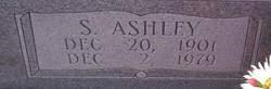 S. Ashley Clarke
