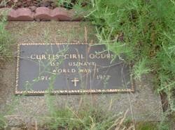 Curtis Ciril Ogden