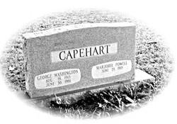 George Washington Capehart