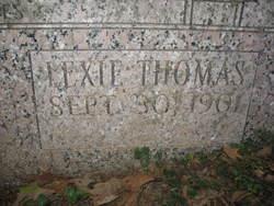 Lexie B <i>Thomas</i> Jenkins