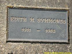 Edith Mae <i>Bascom</i> Symmonds