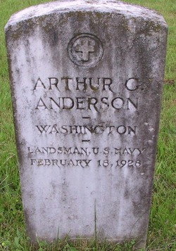 Arthur G Anderson