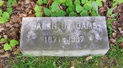 Jalon D Adams