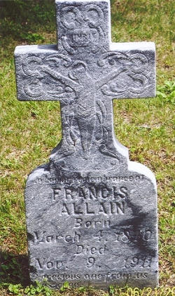 Francis Allain