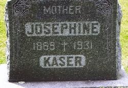 Josephine <i>Hoffmann</i> Kaser