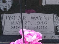 Oscar Wayne Alley