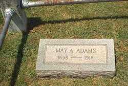 May A Adams