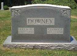 Ella N <i>Milstead</i> Downey