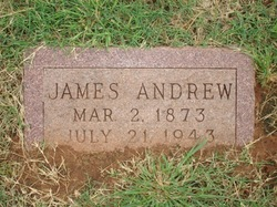 James Andrew Buster
