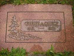 Charles A Church