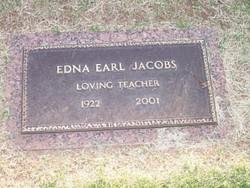 Edna Earl Jacobs