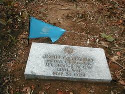 Lieut John Galloway