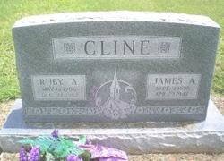 Ruby A <i>Tacker</i> Cline