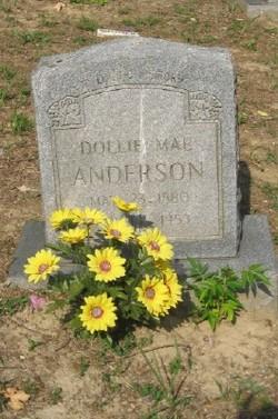 Dollie Mae Anderson