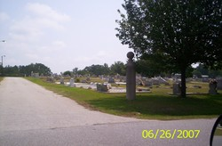 Iva City Cemetery