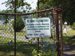 Saint Marys Episcopal Cemetery
