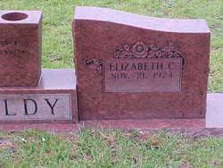 Elizabeth C Aldy