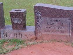 Mabel M <i>Stevenson</i> Murray
