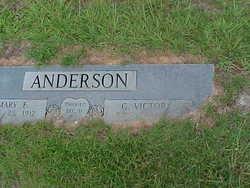 G Victor Anderson