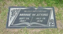 Minnie Mae <i>Blood</i> Atkins