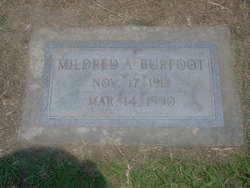 Mildred Aileen Burfoot