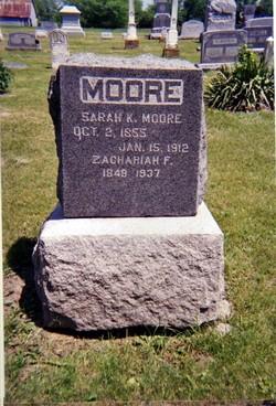 Sarah Katharine <i>Hooten</i> Moore
