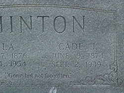 Cade John Hinton