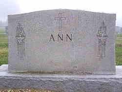 Alice E <i>Connelly</i> Ann