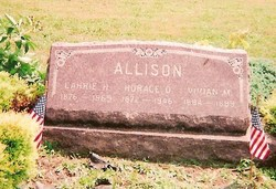 Horace O Allison