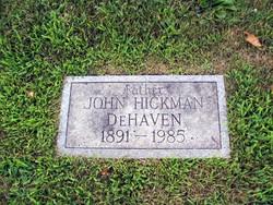 John Hickman DeHaven