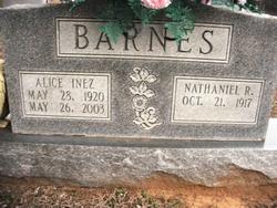 Alice Inez Barnes