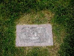 Rulon John Taylor