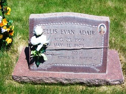 Ellis Evan Adair