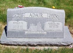 Ronald D Adair