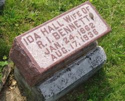 Ida <i>Hall</i> Bennett