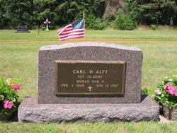 Carl Herman Alft