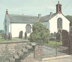 Ruthwell Churchyard