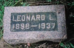 Leonard Lee Stafford