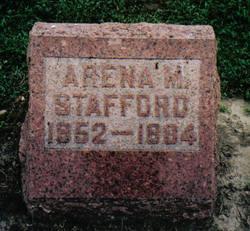 Arena M <i>Earlywine</i> Stafford