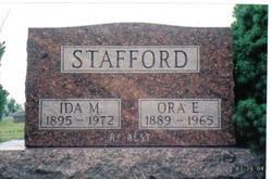 Ida Mae <i>Circle</i> Stafford
