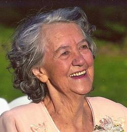 Virginia Mae Denton