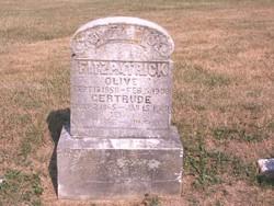 Ida B Fitzpatrick