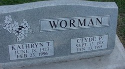 Kathryn Kay <i>Taylor</i> Worman